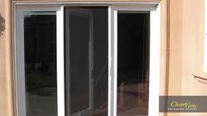 masterful retractable sliding door retractable screen door for sliding glass door saudireiki