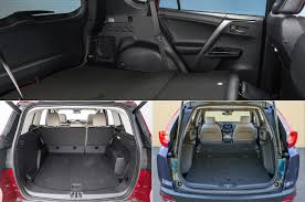 Suv Cargo Space Chart Suv Cargo Space Comparison Chart 2017 Best New Cars For 2018