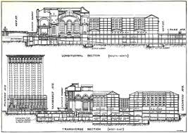 Chicago Union Station  Concourse MapGrand Central Terminal Floor Plan
