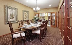 private dining room the bread basket dining room whirlpool spa pool table
