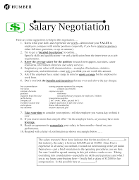 Sample Letter Negotiating Salary In A Job Offer Salary Negotiation Letter How To Write A Salary Negotiation Letter