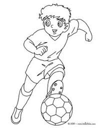 Small Picture soccer coloring pages Soccer Coloring Pages FIFA Futbol Free