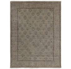 restoration hardware yata sand rug 10x14 brand new wool 6995 msrp