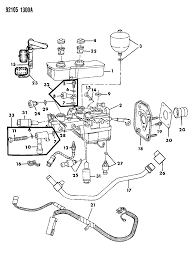 1992 chrysler town country master cylinder diagram 000009np show parts list