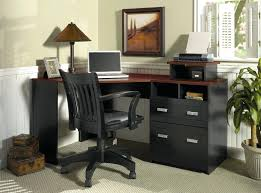 retro home office. Retro Computer Desk Formal Home Office Ideas With Black Corner And Wooden Swivel Chair Vintage White