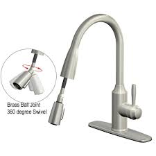 Installing A Kitchen Faucet Installing Glacier Bay Pull Out Kitchen Faucet House Decor