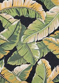 couristan covington 4972 4000 rainforest forest green black indoor outdoor area rug