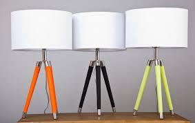 mid century modern lighting reproductions. Mid Century Table Lamp Tripod Modern Lighting Reproductions W