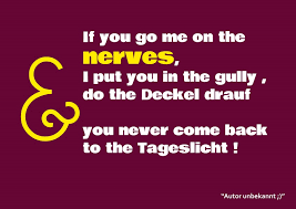 Deckel Drauf Denglisch Sprüche Echte Postkarten Online Versenden