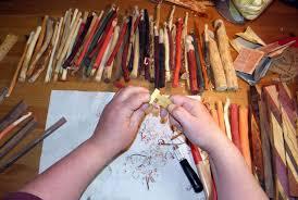 How To Make Wooden Crochet Hooks Boye History Steel Hook