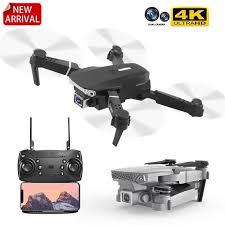 2020 New <b>E88</b> Pro <b>Rc Drone with</b> wide-angle HD 4K 1080P Wifi Fpv ...