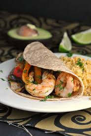 sheet pan shrimp fajitas easy sheet pan shrimp fajitas