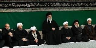 Image result for مراسم عزاداری سالار شهیدان در حضور رهبر انقلاب برگزار شد
