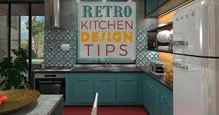 retro kitchen design retro kitchen design tips vintage kitchen ideas photos