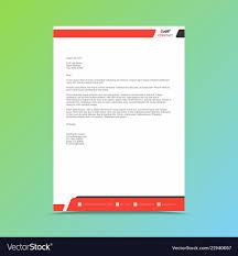 What Is Professional Letterhead Professional Letterhead Design Template