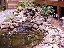 Small Picture landscaping waterfalls and fish ponds ponds ideas with waterfall
