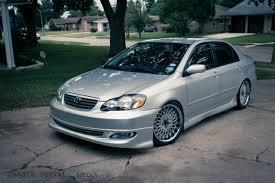 Toyota Tumblin' • bbunworld: My 05 corolla Xrs