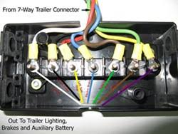how to rewire an old cattle trailer com click to enlarge