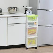 plastic storage drawers. Tenma Day Melphalan Clean Plastic Narrow Version With Four Wheel Mobile  Transparent Drawer Storage Cabinets Racks-in Storage Bags From Home \u0026 Garden On Drawers