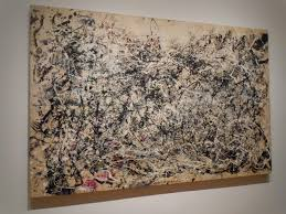 jackson pollock and true false ambition the urgent difference jackson pollock number 1 1948