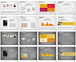 business presentation templates business presentation template for powerpoint dossier entreprise