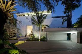 Architecture Fascinating Contemporary Home Design Idea From Miami Gorgeous Miami Home Design Exterior
