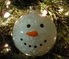 christmas ball ornament crafts