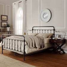 Fantastic Queen Metal Headboard Queen Headboard And Footboard Frame  Headboard Designs