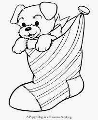 Small Picture Puppy Coloring Pages Christmas Coloring Coloring Pages