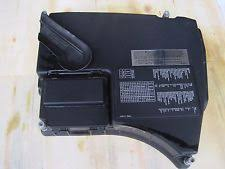 bmw e38 fuse box bmw e38 740i 740il 750il engine compartment fuse box relay cover lid 12901702625
