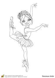 Coloriage Danseuse Toile Sur Hugolescargot Com Coloriage Barbie Reve De Danseuse Etoile Barbie Danseuse A Imprimer L