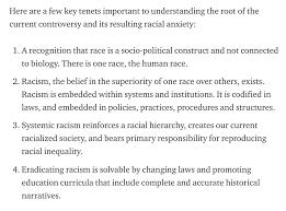 Understanding Critical Race Theory: A ...
