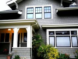 exterior window trim paint ideas. black trim on windows \u003d brown to match roof of project house exterior window paint ideas n