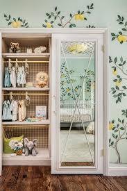 nursery mirrored closet sliding door