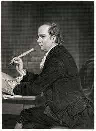 oliver goldsmith s classic essay on the man in black
