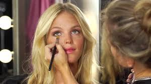 victoria 39 s secret angel erin heatherton makeup tutorial by ck 2016 06 15