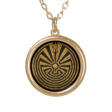 itoi gold plated necklace zazzle