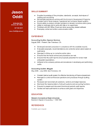 External Auditor Resume Wonderful Resume Of External Auditor Pictures Inspiration Entry 24