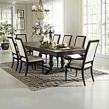dining room table pads bed bath and beyond. image of pulaski 9-piece montserrat dining table and st. raphael chairs set room pads bed bath beyond