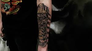 марк кох татуировка фараон выполнена за 4 часа