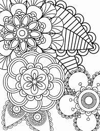 25 Bladeren Kleurplaten Volwassenen Bloemen Mandala Kleurplaat
