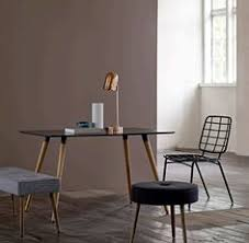 beautiful dining from the new furniture collection of danish brand bloomingville deinterieurcollectie