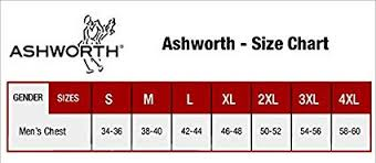 Ashworth Golf Size Chart Amazon Com Ashworth Mens Sleeveless Merino Wool Golf
