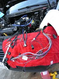 vwvortex com replace cracked coil pack wire harnes short write  at How To Pull Wiring Harness Through Car Door Jetta