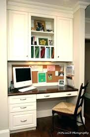 wall cabinet office. ikea desk cabinet office space kitchen cabinets hack wall