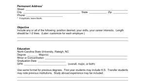 Resume How To Fill Out A Resume Shocking How To Fill Out An