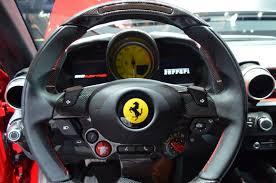 2017 ferrari 812 interior. ferrari 812 superfast: hands-on in geneva with the fastest-ever grand tourer 2017 interior s