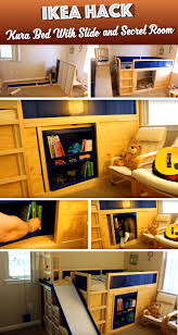 furniture that transforms. This Dad Transforms IKEA Furniture Into A Stunning, Multipurpose Kid\u0027s Bed That