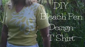 Clorox Pen Shirt Design Bleach Pen Uses Grandmother Musings