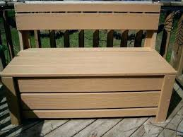 outdoor wooden storage bench plans wooden storage bench garden large size of bench outdoor amusing storage outdoor wooden storage bench